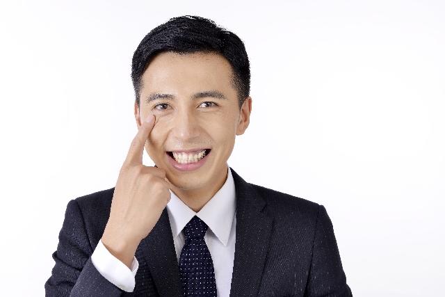 目が細い男性は印象が悪い?実は将来安泰の未来が待ってます!