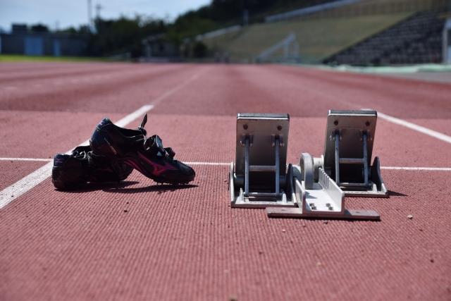 陸上の短距離を速く走りたい!練習方法にはこんなコツがあった!