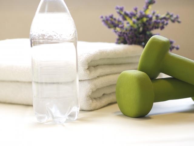 筋トレしたら体重増加?それは水分が関係しているのかも?