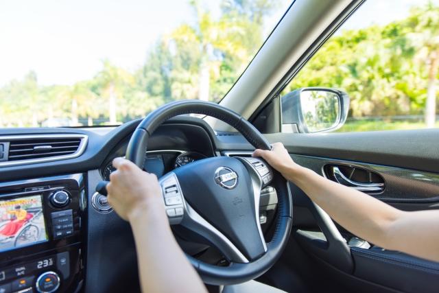 車の運転をすると疲れるのにはきちんとした理由があります!