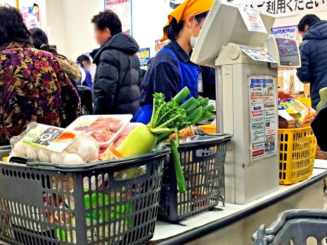 食費の平均は?夫婦2人家族の平均と食費を抑える節約術