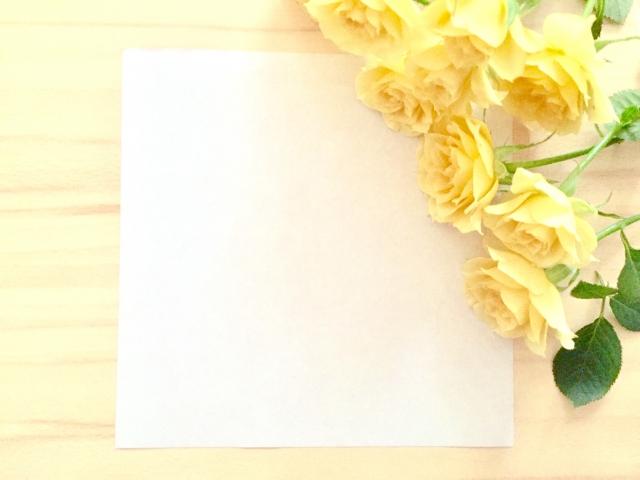 もうすぐ先輩が部活を引退。感謝の手紙で先輩にはなむけを!